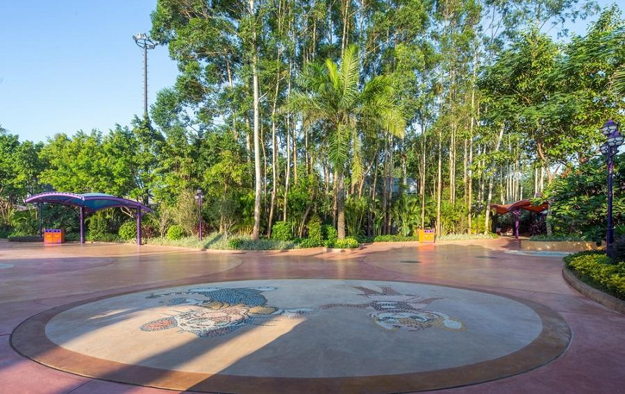 怡境滑轮国际-GVL怡境酒店_景观设计_国际景案例轮芯设计图图片